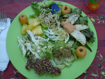 Raw food Meetup